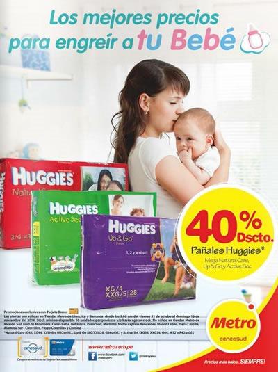 catalogo productos bebes metro noviembre 2014