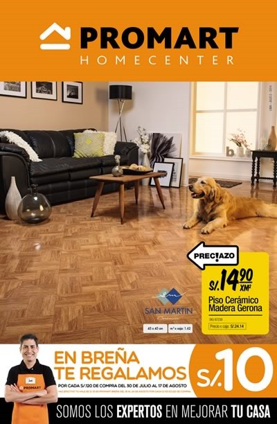 catalogo promart homecenter agosto 2014