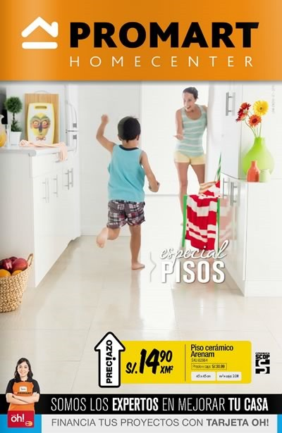 catalogo promart homecenter enero 2015 peru