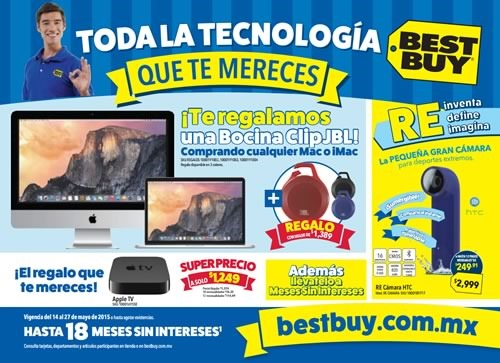 catalogo promociones best buy mayo 2015 mexico