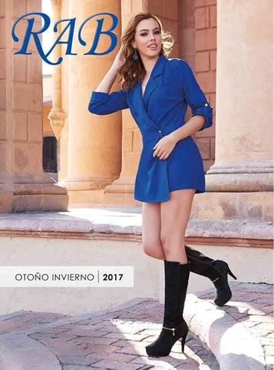 catalogo rab calzado otono invierno 2017
