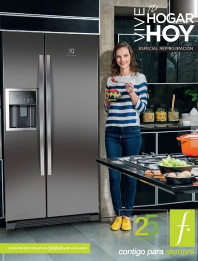 catalogo refrigeradoras electro falabella chile septiembre 2014