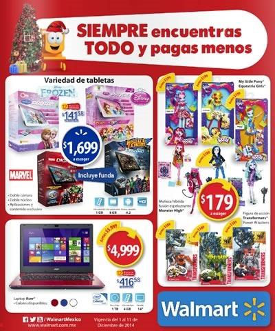 catalogo regalos navidad 2014 walmart mexico