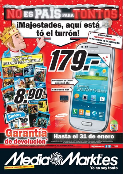 catalogo reyes media mark enero 2014