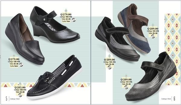 catalogo rikeli zapatos de mujer julio agosto 2015 guatemala - 02