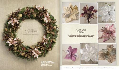 catalogo ripley adornos navidad 2013 noviembre 2