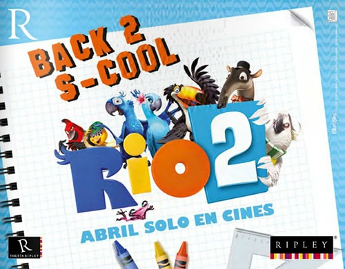 catalogo ripley back 2 school 2014