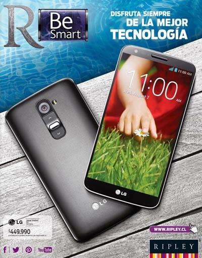 catalogo ripley en tecnologia febrero 2014