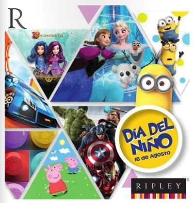 catalogo ripley juguetes dia del nino 2015 peru