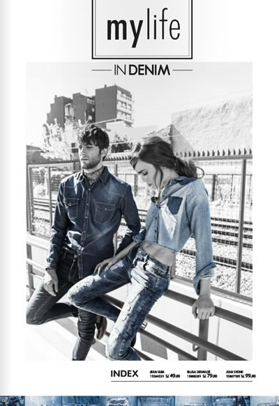 catalogo ripley moda jeans abril 2014