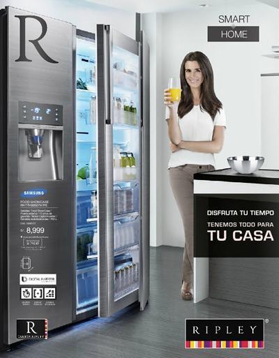 catalogo ripley peru linea blanca y electronica septiembre 2014