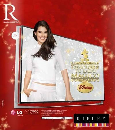 catalogo ripley peru regalos electro navidad 2014