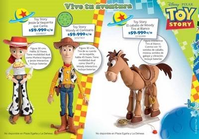 catalogo ripley princesas disney toy story mayo 2014 - 01