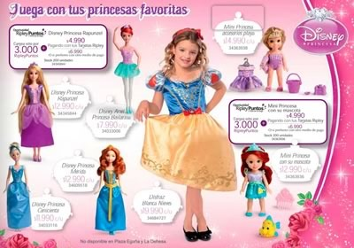 catalogo ripley princesas disney toy story mayo 2014 - 02