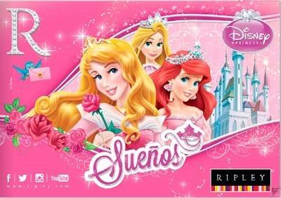 catalogo ripley princesas disney toy story mayo 2014