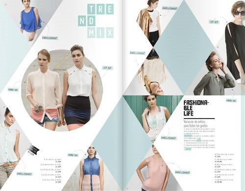catalogo ripley tendencias blusas 2013 peru 2