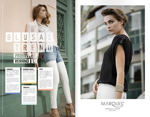 catalogo ripley tendencias blusas 2013 peru 6