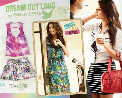 catalogo ropa dream out loud selena gomez 2