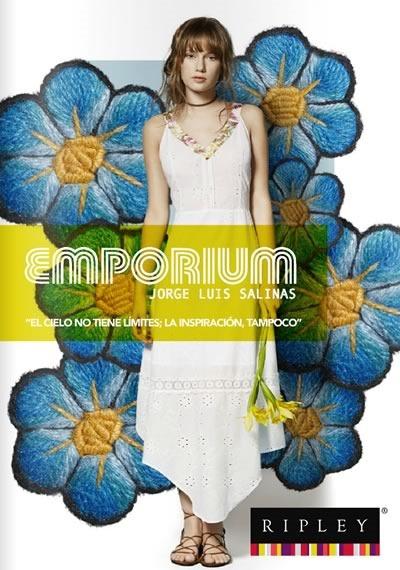 catalogo ropa emporium coleccion moda verano 2016