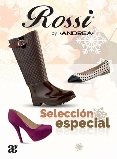 catalogo rossi de andrea seleccion especial navidad 2015