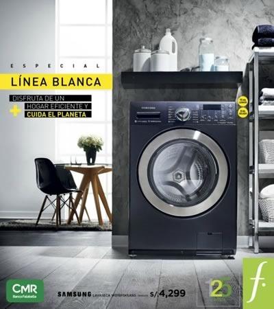 catalogo saga falabella ofertas linea blanca septiembre 2014