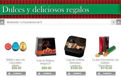 catalogo sams club navidad 2013 - dulces y deliciosos regalos