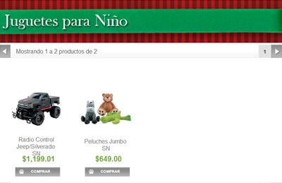 catalogo sams club navidad 2013 - juguetes para nino