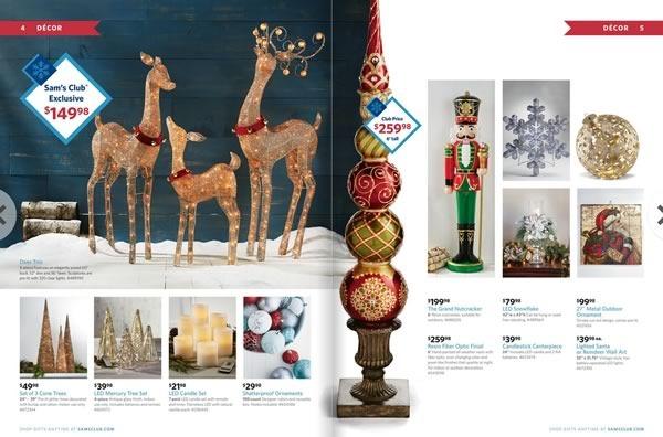 catalogo sams club usa navidad 2014 - regalos