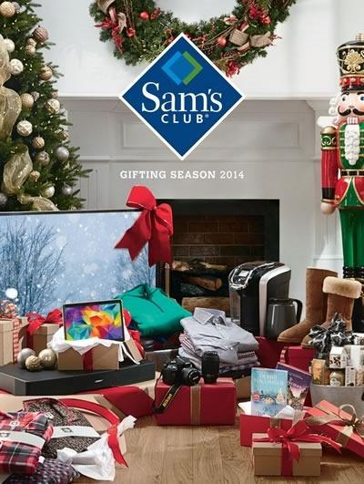 catalogo sams club usa navidad 2014