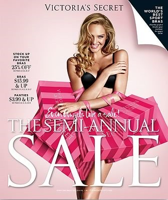 catalogo semi-annual sale victorias secret 2014