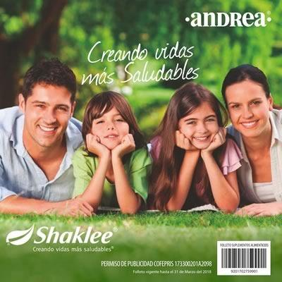catalogo shakee 2018 de andrea