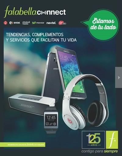 catalogo smartphones complementos falabella octubre 2014 chile