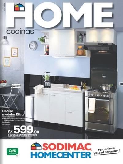 catalogo sodimac homecenter peru abril 2014