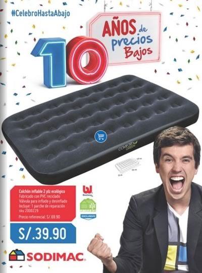 catalogo sodimac ofertas aniversario septiembre 2014