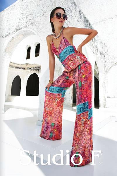 catalogo studio F colecciones moda 2014 adelanto
