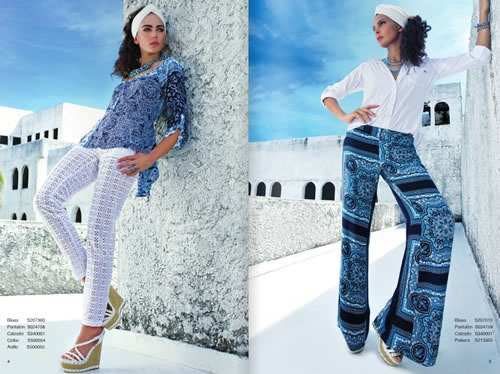 catalogo studio F colecciones moda 2014 adelanto 2