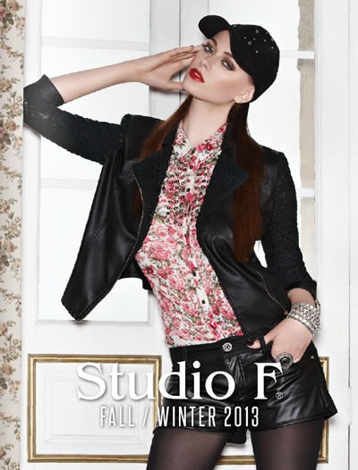 catalogo studio F fall winter 2013 colombia