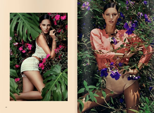 catalogo studio F spring summer 2014 moda