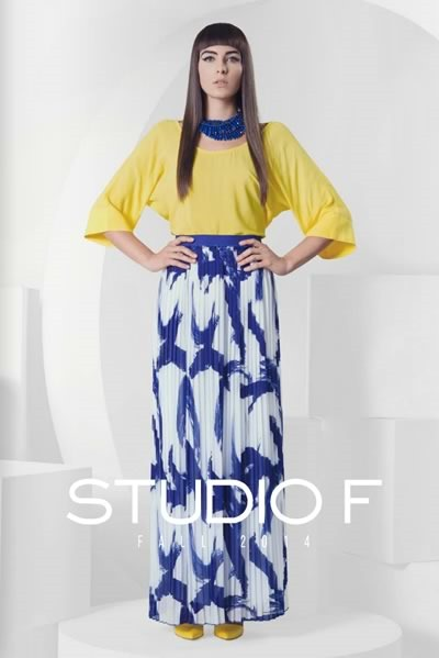 catalogo studio f coleccion fall 2014
