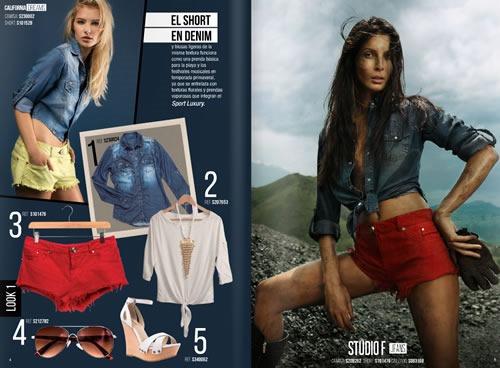 catalogo studio f jeans spring summer 2014 completo 1