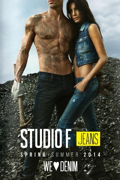 catalogo studio f jeans spring summer 2014 completo