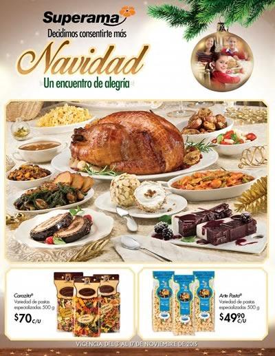 catalogo superama especial navidad 2015