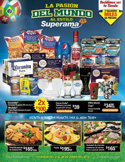 catalogo superama junio 2014 mexico