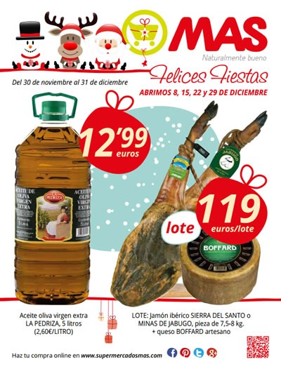 catalogo supermercado mas 31 diciembre 2013