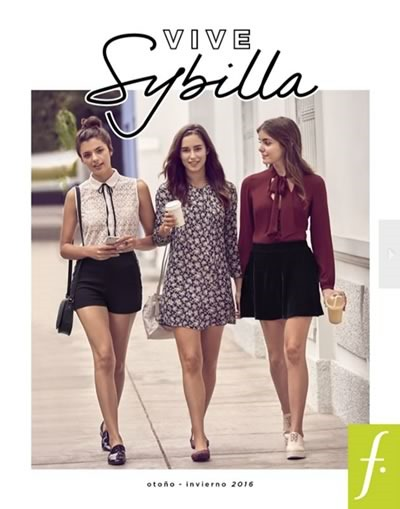 Cat Logo Sybilla Ropa De Oto O Invierno 2016 De Saga