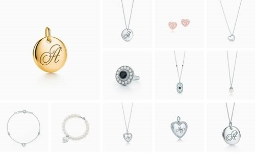 catalogo tiffany and co regalos dia de la madre 2014 joyas