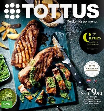 catalogo tottus carnes premium septiembre 2015