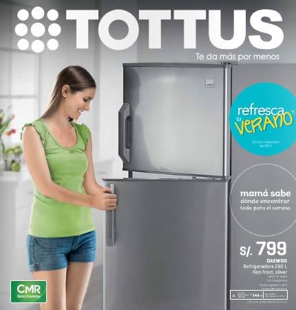 catalogo tottus enero 2014 ofertas electro
