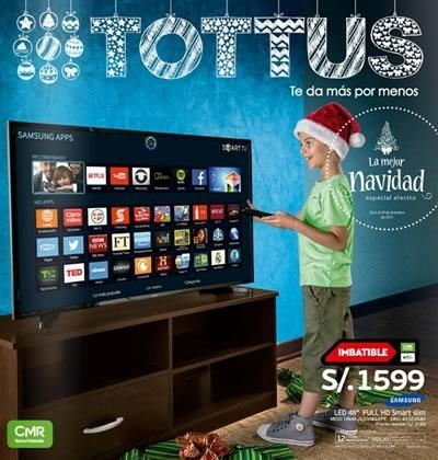 catalogo tottus especial electro navidad 2015