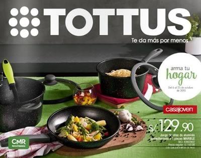 catalogo tottus especial hogar octubre 2015